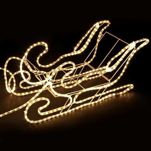 Arreslee verlichting kerst - Gratis verzending!