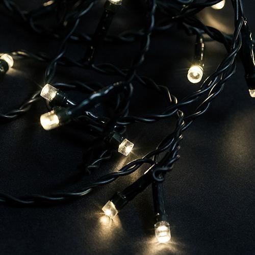 warmwit kerstboomverlichting