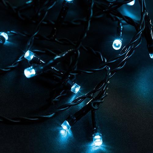 kerstboomverlichting blauw goedkoop