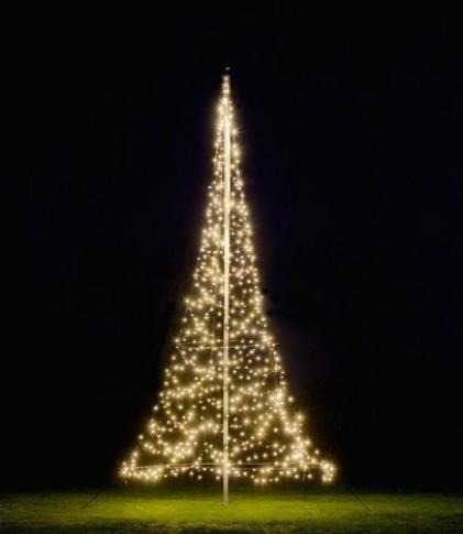 Kerstverlichting voor bedrijfspanden