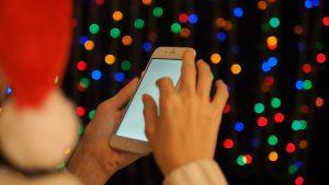 Wifi kerstverlichting
