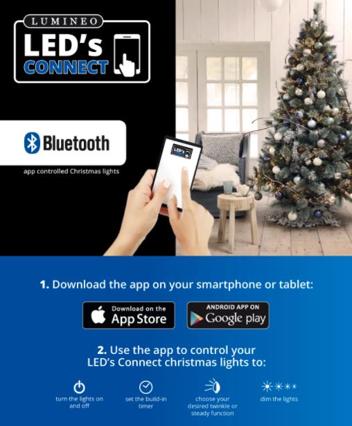 Kerstverlichting Met App 1000 Led S Gratis Levering In Nl Be