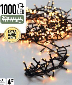 1000led cluster