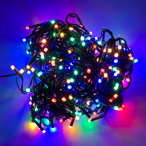 Kerstverlichting Multi Color Met 8 Lichtstanden Nu 39 95