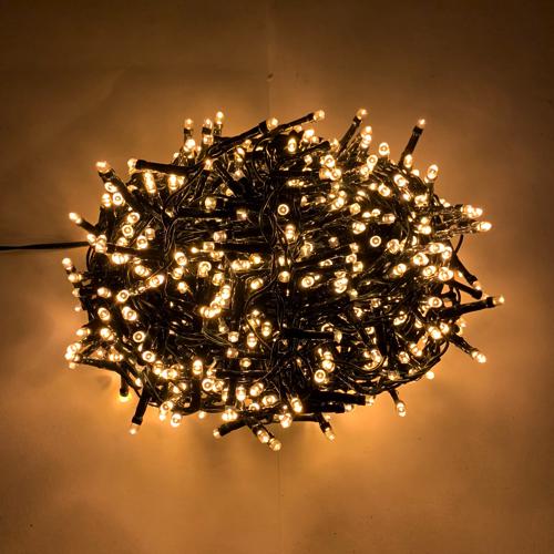 Cluster Kerstverlichting Met App 8 Lichtstanden Extra Warm Wit