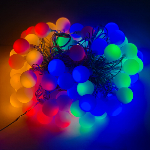 partyverlichting multi color