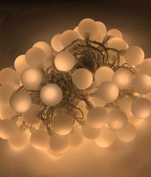 partyverlichting warm licht