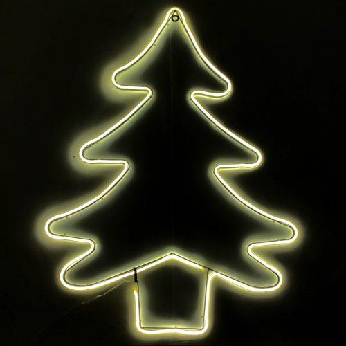 Kerstboom Figuur Kerstverlichting Voor Binnen Buiten