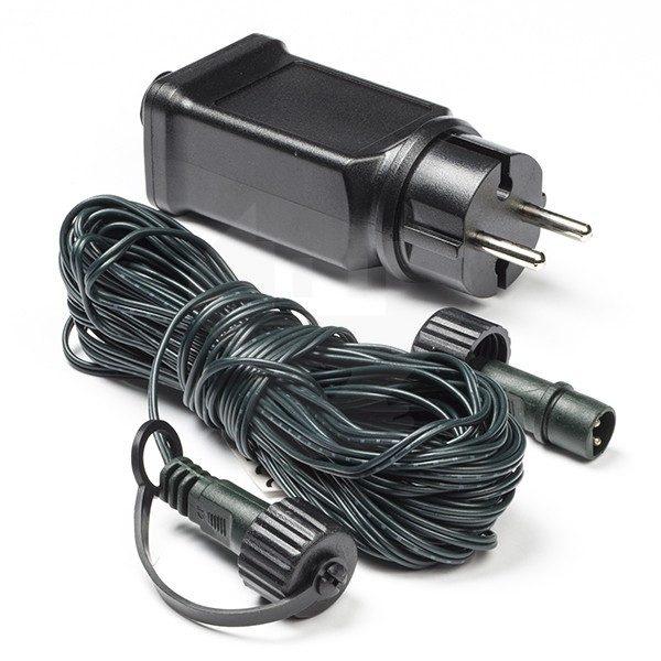 koppelbare kerstverlichting kabel