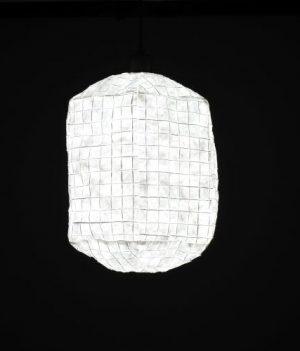 prachtig witte hanglamp patthar bw