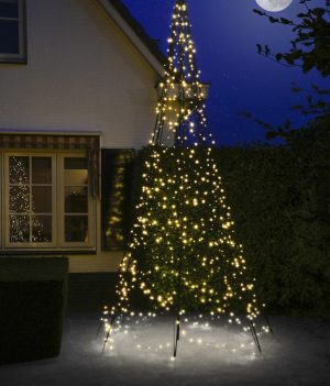 fairybell 4meter 640led warm wit